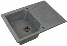 Кухонная мойка Акватон Монца серый 1A716132MC050