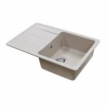 Кухонная мойка Акватон Аманда песочный 1A712832AD220