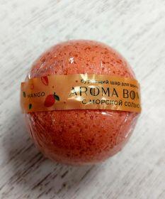 Бомбочка для ванны Манго 160 гр