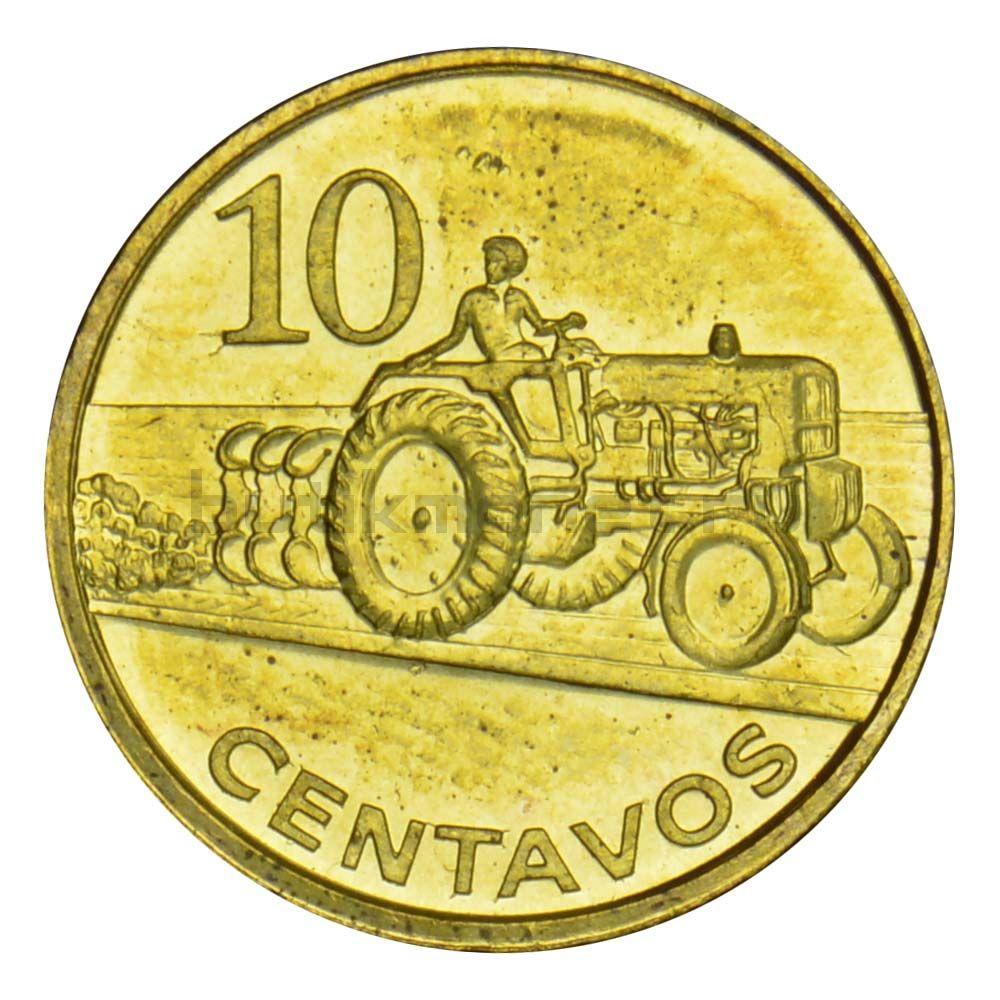 10 сентаво 2006 Мозамбик
