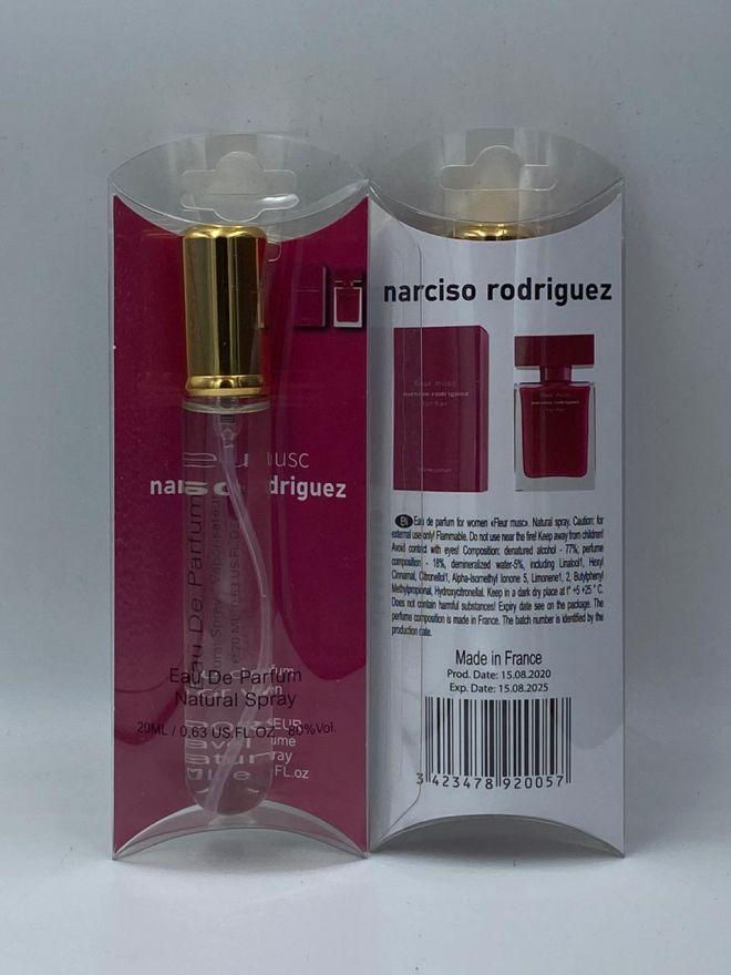 Narciso Rodriguez Fleur Musc 20 мл