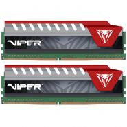 Оперативная память Patriot Viper Elite 32G KIT (2x16G) DDR4 2400MHz (PVE432G240C5KRD) RED