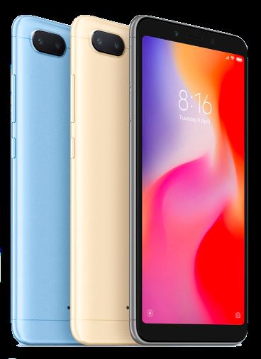 Xiaomi Redmi 6 3/32GB Global