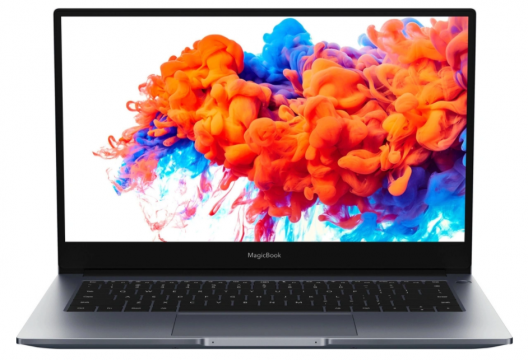 """14"""" Ноутбук Honor MagicBook 14 R5 512GB (53010VTY), серый"""