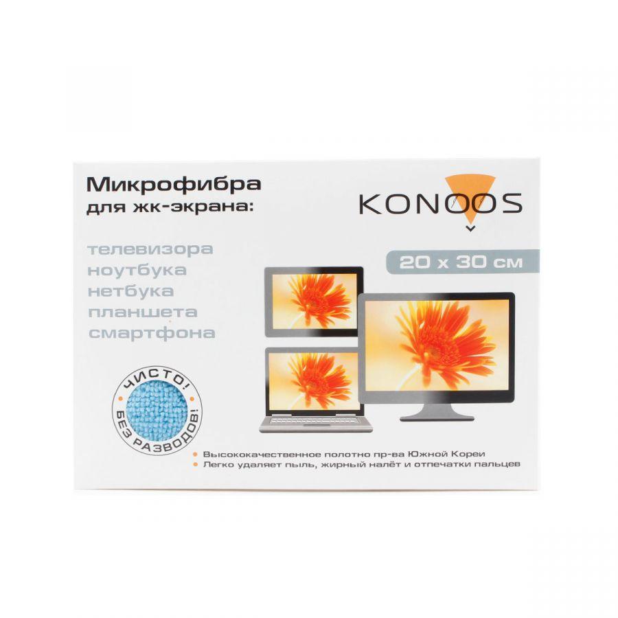 Салфетка из микрофибры для ЖК-телевизоров KT-1 (20х30 см)