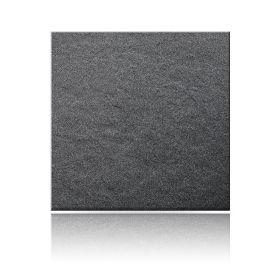 Асфальт, Имитация асфальтного покрытия. Черный структурированный пластик толщиной 1 мм. Размер листа