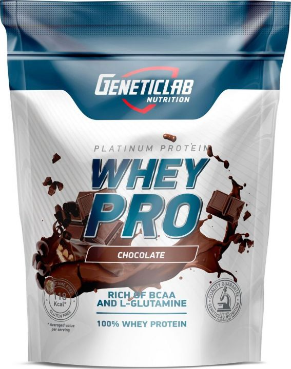 Genetic LAB - WHEY PRO 2,1кг