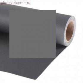 Фон бумажный Raylab 031 Storm Grey тёмно-серый