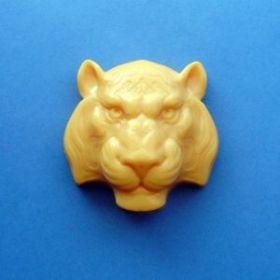 Форма для мыла и шоколада Тигр, F-0514