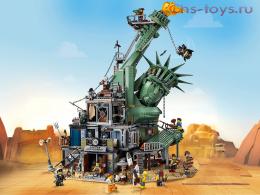 Конструктор LEPIN Добро пожаловать в Апокалипс-град! 45014 (Аналог LEGO 70840) 3560 дет