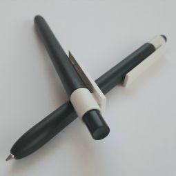 черные ручки с логотипом