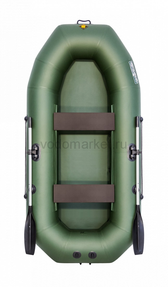 "Таймень NX 270 ""Комби"" (Лодка ПВХ) + крепление под навесной транец"