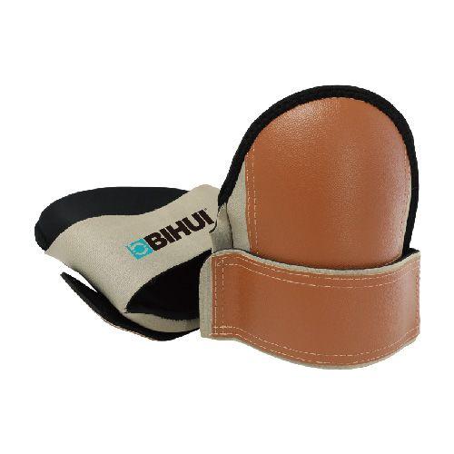 Кожаные наколенники BIHUI Knee Pads