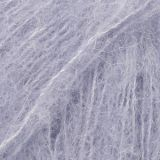 Brushed Alpaca Silk 17 светлая лаванда