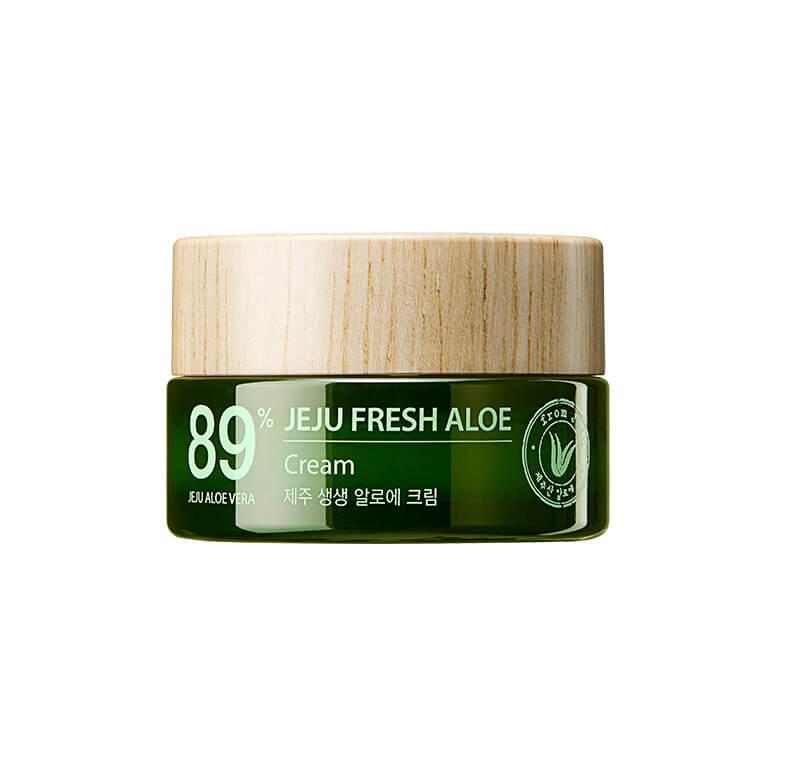 СМ Aloe Крем для лица с алоэ Jeju Fresh Aloe Cream_I 50мл