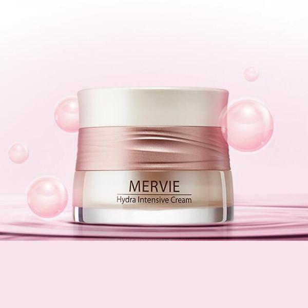 Крем для лица интенсивный увлажняющий Mervie Hydra Intensive Cream 60мл