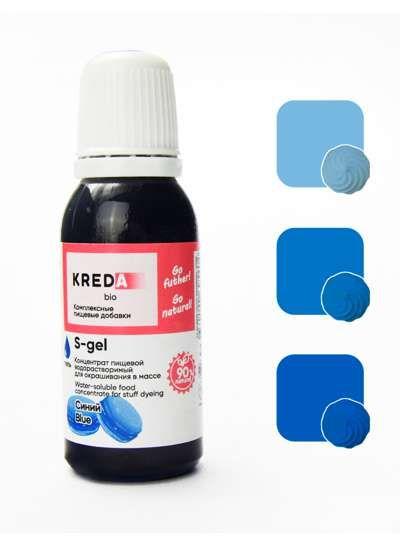 S-gel 31 синий, концентратуниверс. для окраш. (20мл)