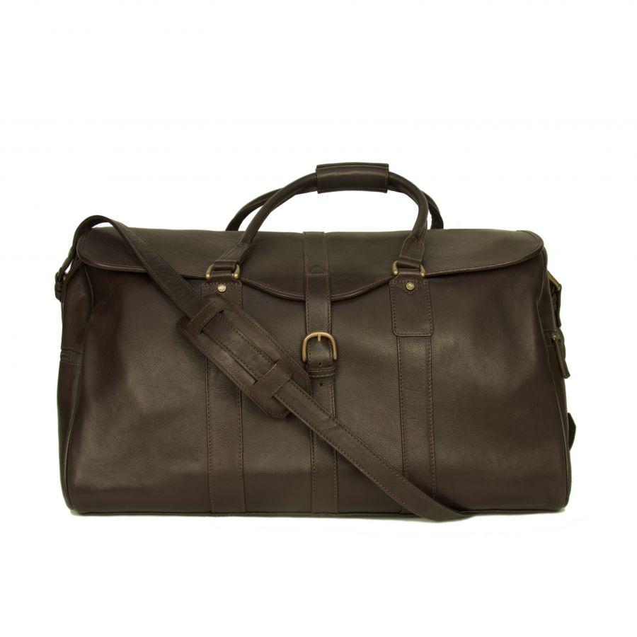 Дорожная сумка HIDESIGN Lanka brown