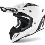 Airoh Aviator Ace White Gloss шлем для мотокросса и эндуро