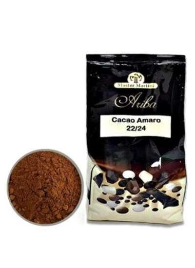Какао - порошок алкализованный Мастер Мартини (Италия)