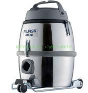 NL16 (5) синтетические мешки для пылесоса NILFISK GM 80, 5 штук