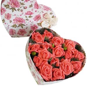 Коробка сердце - Без ума от тебя