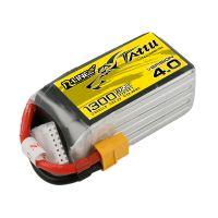 Купить LiPo аккумулятор Tattu R-line 6S 130C 22.2В 1300 mAh