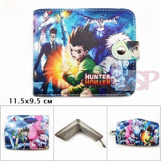 Кошелек Hunter x Hunter