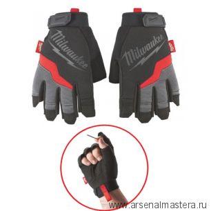Перчатки беспалые Milwaukee 11/XXL 48229744