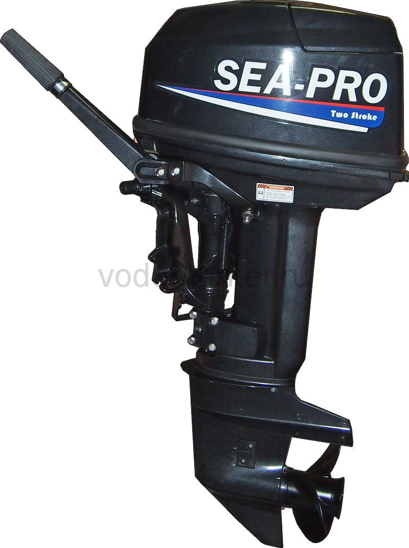 Sea-Pro T 30S (румпельный) 2х-тактный лодочный мотор