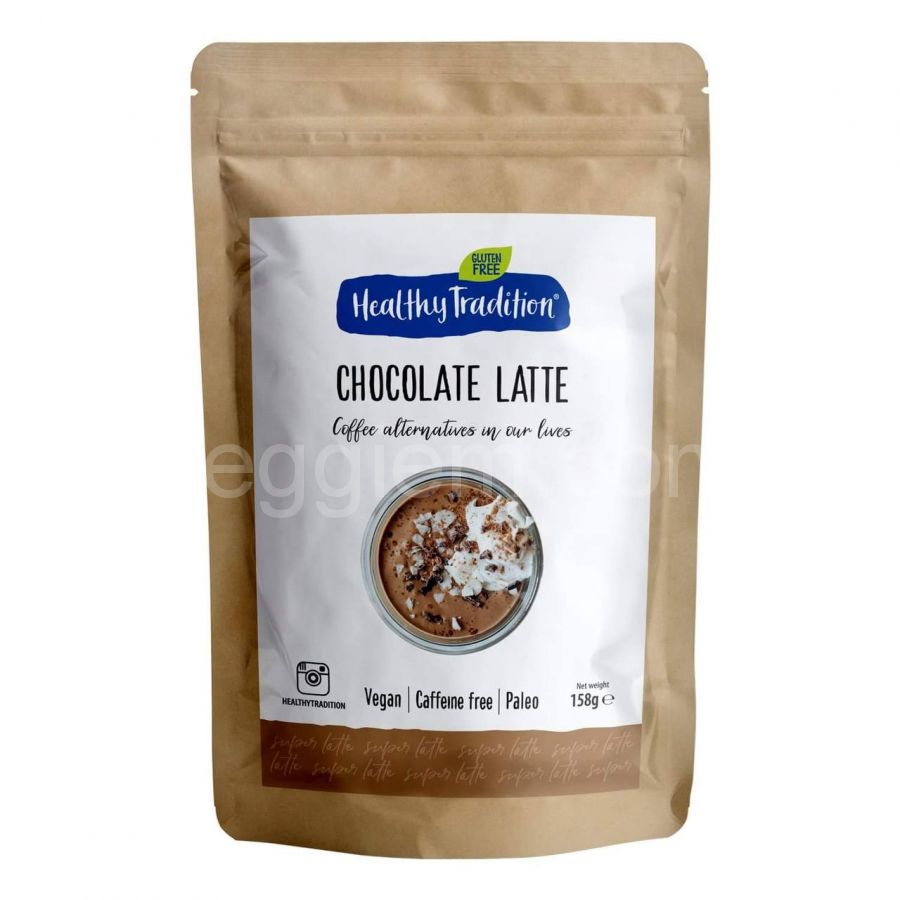 Напиток Chocolate Latte Healthy Tradition,150 грамм