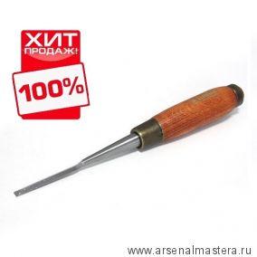Стамеска ласточкин хвост 6 мм WOOD LINE PLUS NAREX 813507 ХИТ !