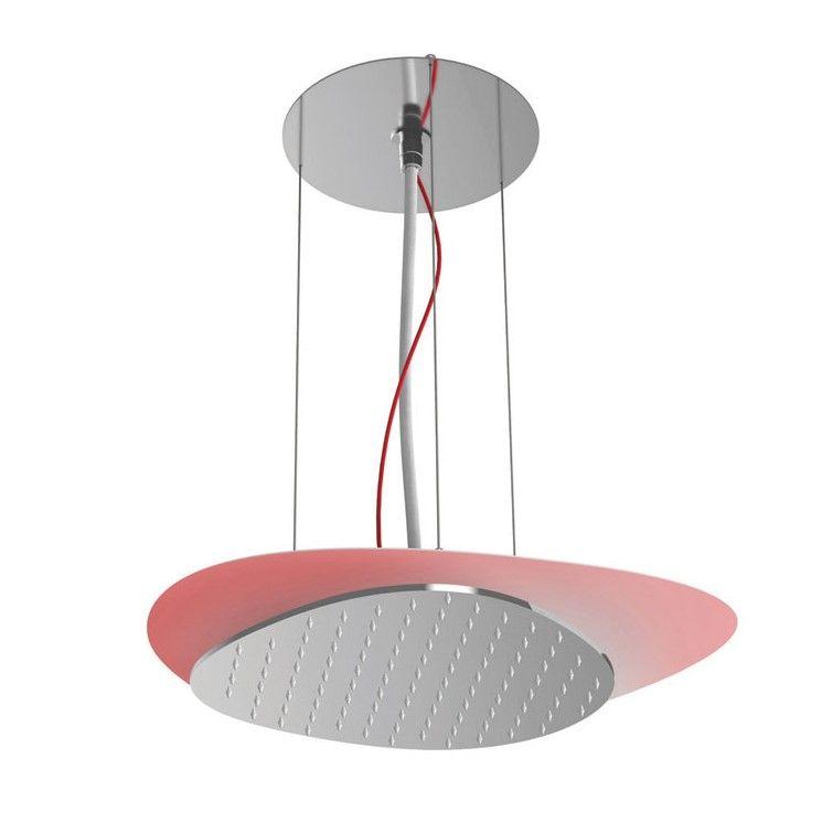 Тропический душ потолочный с подсветкой Fima - carlo frattini Wellness F2651 49,9х40