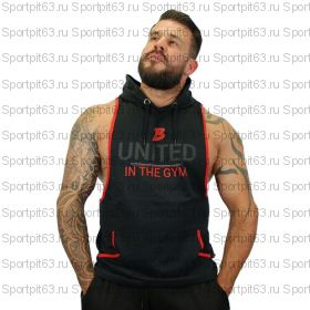 """Спортивная мужская  майка Brachial  """"United"""""""