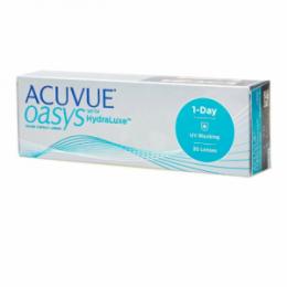 Контактные линзы 1-DAY Acuvue Oasys (30 шт.)