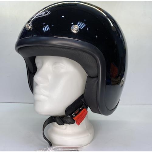 Шлем открытый Yamapa YM-629 Черный