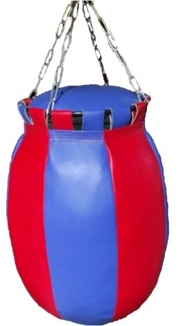 Боксерская груша Бочка 40 кг, 60х40 см
