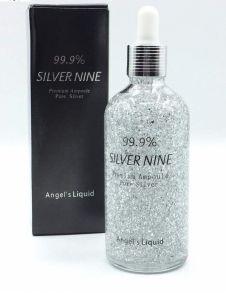 Сыворотка с серебром 99.9% Angel's Liquid Silver Nine , 100 мл
