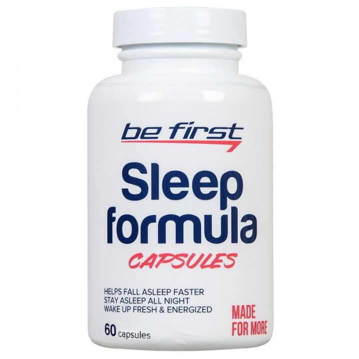 Be First - Sleep formula