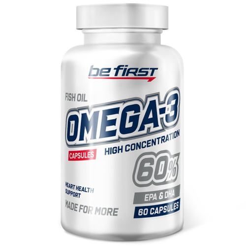 Be First - Omega-3 60% HIGH CONCENTRATION