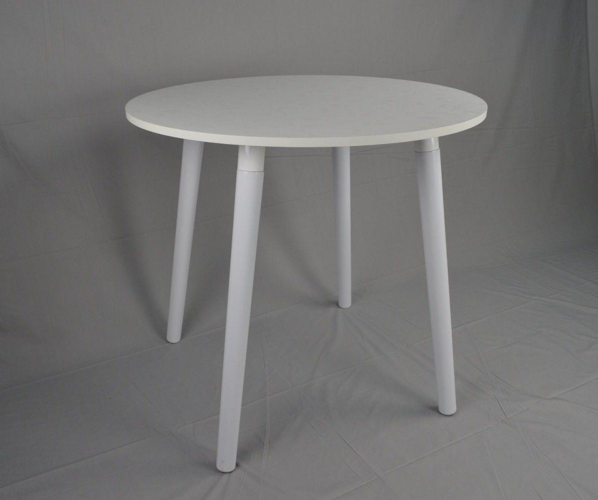 Стол обеденный круглый Лофт-4 800*800