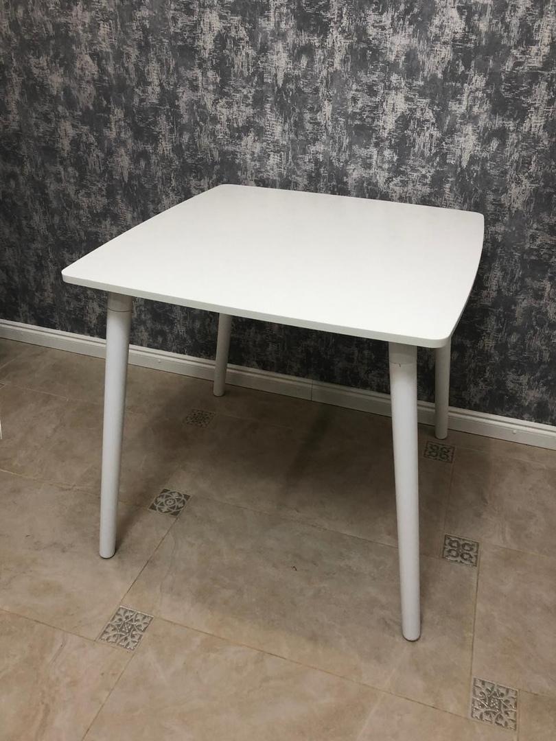 Стол обеденный Лофт-4 1000*1000