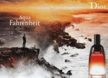 Отдушка «Aqua Fahrenheit Christian Dior »