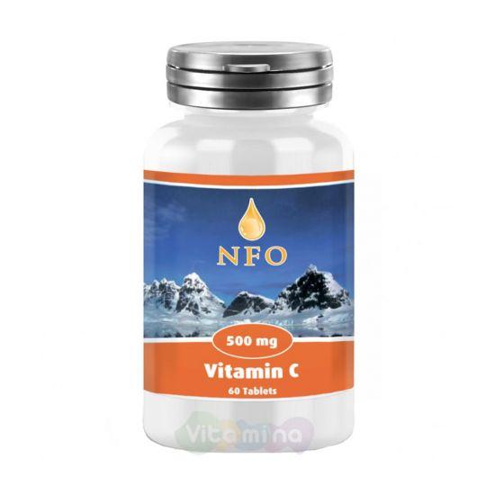 NFO Витамин С 500 мг, 60 табл.