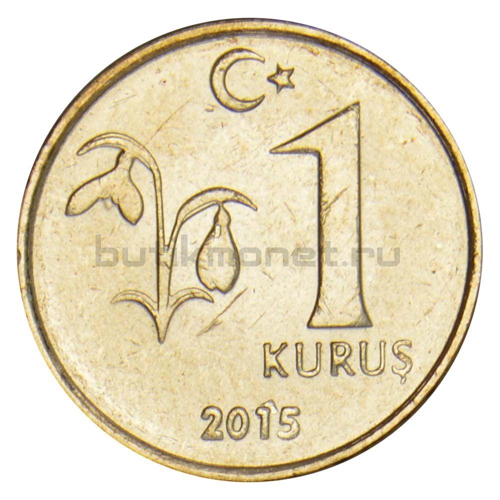 1 куруш 2015 Турция