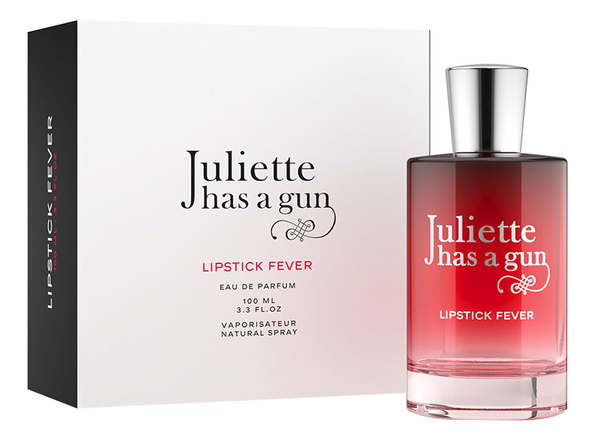 Juliette Has A Gun Lipstick Fever, 100 ml (Для женщин)