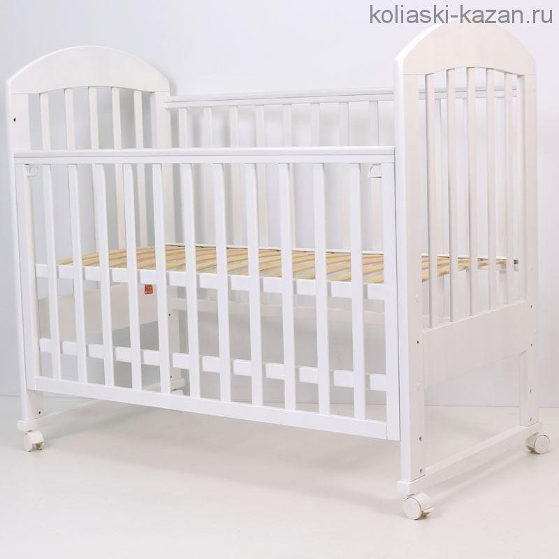 Кроватка детская Топотушки Дарина 2 качалка