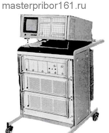Анализатор сигналов двухканальный СК4-91