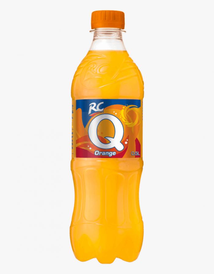 RC кола апельсин 0.5л