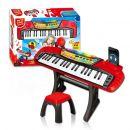 детский синтезатор со стулом